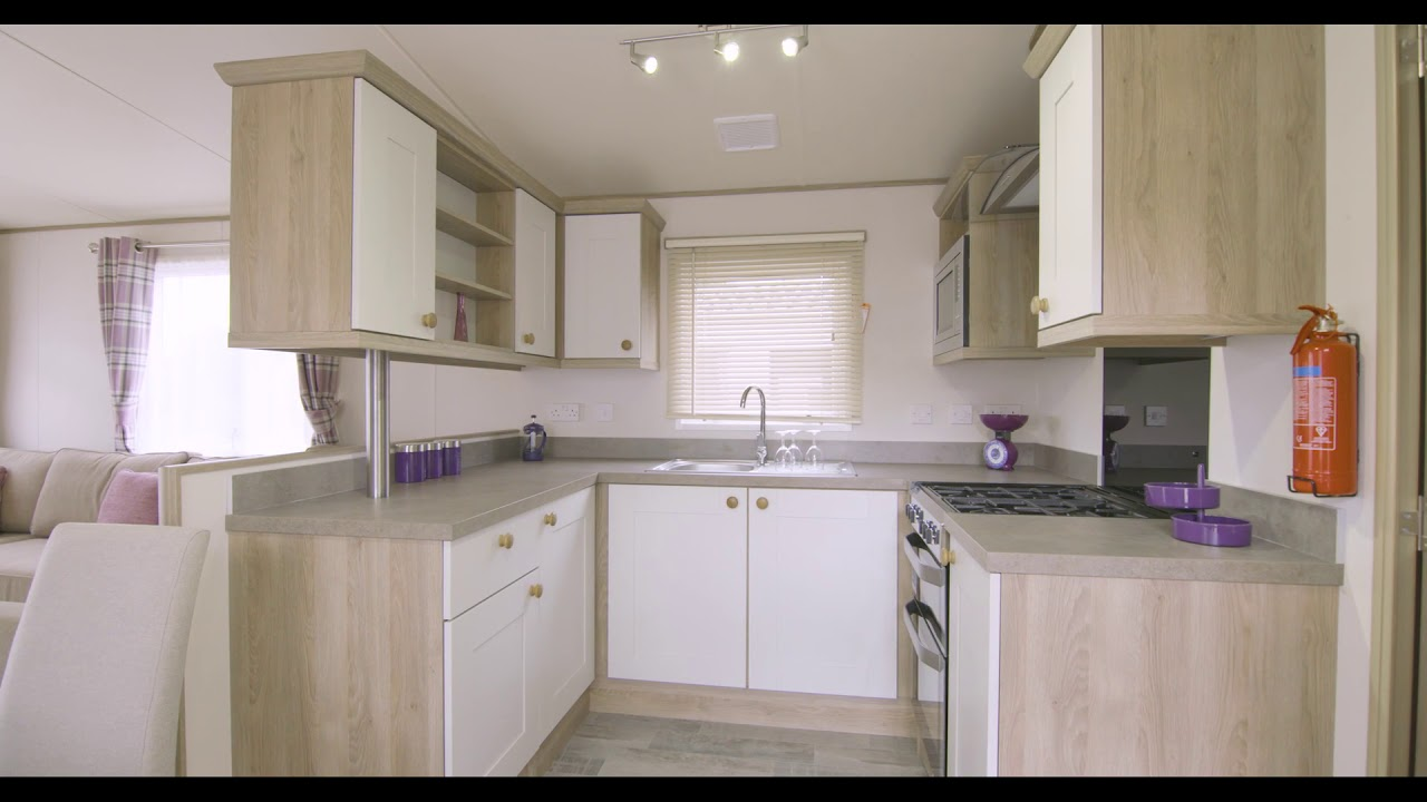 2018 ABI St David Caravan Accommodation