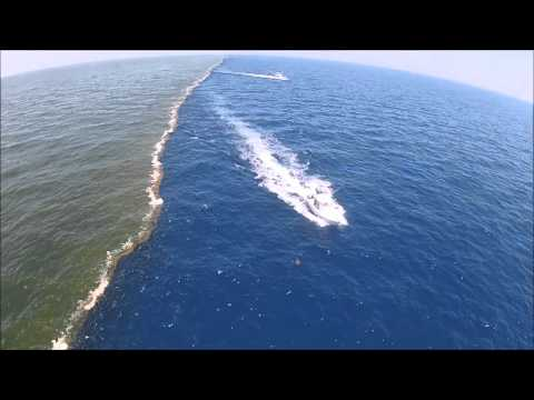 VIDEO: Mississippi River Rip in the Flesh