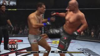 UFC Undisputed 2010 - Online Match 7 (Jardine vs. Shogun) (Striking tips)