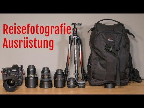 Ausrüstung Reisefotografie – Wichtige Tipps!