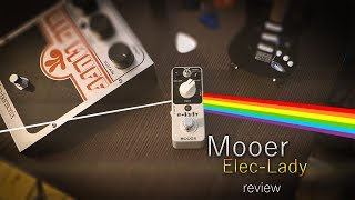 Mooer Elec-Lady | Review | Ferdi Floyd