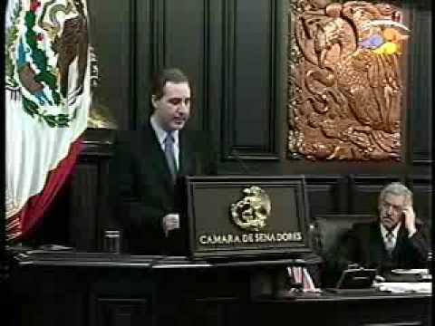 Intervencion Candidato a Ministro Eduardo Ferrer Mac Gregor Poisot (2 de 2)