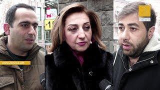 Քաղաքացիները՝ Մանվել Գրիգորյանի ազատ արձակման մասին