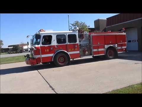 Cincinnati Engine 18 Responding
