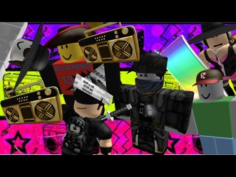Roblox - SURROUNDED BY MUSIC