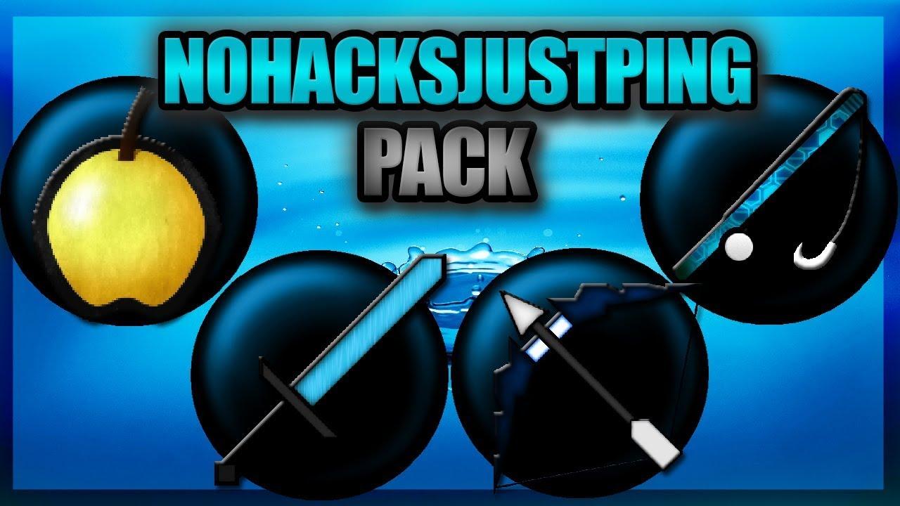 nohacksjustping texture pack