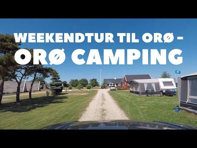 Weekendtur Til Orø - Færgen til Orø og Orø Camping
