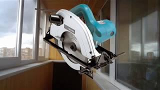 Отделка балкона вагонкой(Отделка балкона вагонкой и изготовление шкафов., 2013-03-23T17:47:27.000Z)