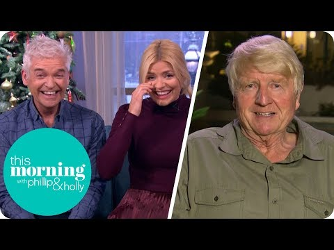 I'm A Celeb's Stanley Johnson Has Holly and Phillip in Stitches! | This Morning