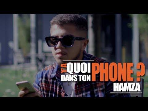 HAMZA : Sa playlist pour Y'a quoi dans ton phone ?