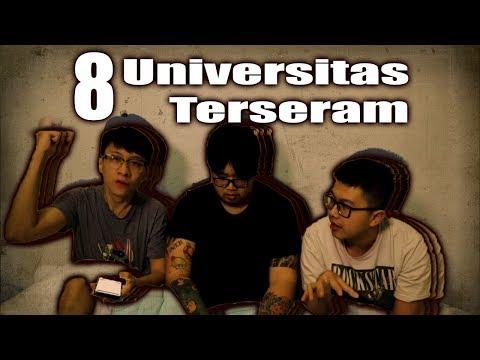 Cerita Horror 8 Universitas Terseram di Indonesia!