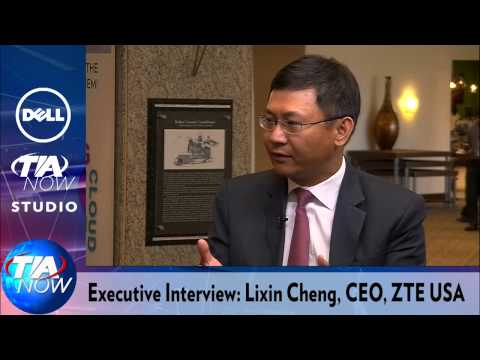 ZTE USA's CEO on Protecting IP and Cyber