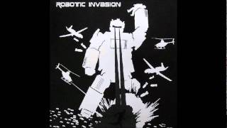 Franck Sarrio - Robotic Invasion