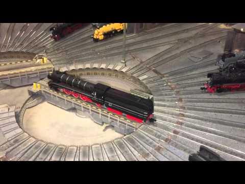 Die Eisenbahnfreunde Schwarzenbek in Bad Oldesloe