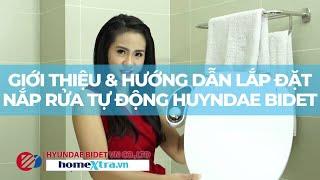 THIẾT BỊ VỆ SINH TỰ ĐỘNG Hyun Dae Bidet Hàn quốc HB-9000- Homextra.vn