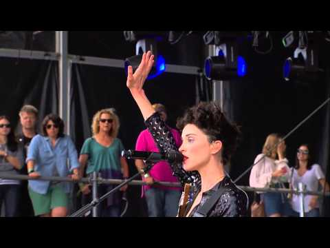(03) St Vincent - Cruel @ Outside Lands Fest, Golden Gate Park 8.07.15