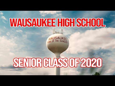 Wausaukee High School Senior Class of 2020 Virtual Ceremony [4K]