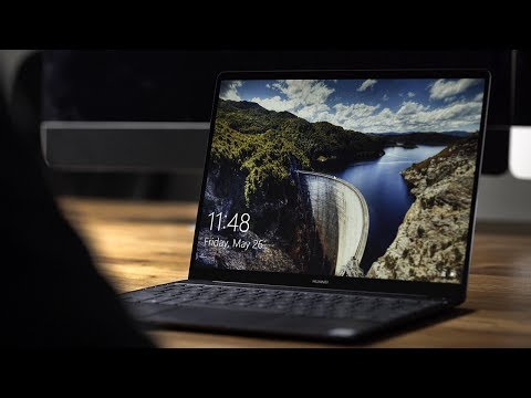 Huawei MateBook Series: The Best Windows Laptops?