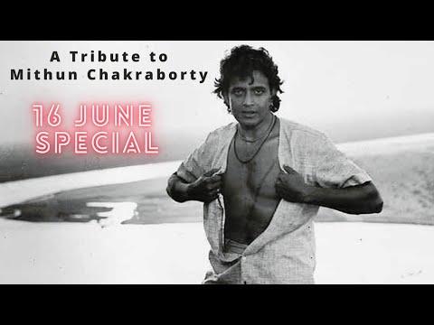 A Tribute to Mithun Chakraborty on his Birthday