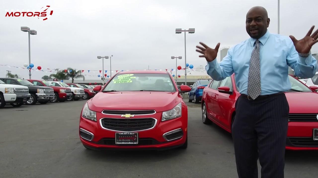 Rodney Appleton of Los Banos Western Motors