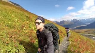 Cestování Aljaška, září 2016