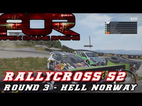 FACING THE WRONG WAY - AOR RALLYCROSS - S2 - HELL, NORWAY