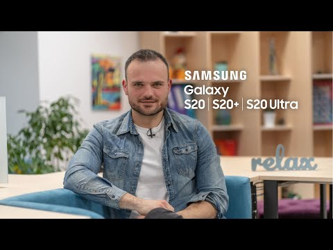First Look Samsung S20 | Moldcell Unbox (review în Română)