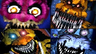 One of iDeactivateMC's most viewed videos: ALL JUMPSCARES Five Nights At Freddy's 1, 2, 3, 4 (FNAF, FNAF 2, FNAF 3, FNAF 4) FNAF Jumpscares