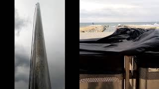 S/pv-labmv-CUMA /Vid#1 Sonidos y movimientos provocados por el viento - Jose Aristizabal