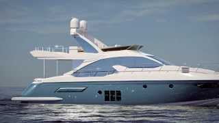 Azimut Yachts: next models 2014