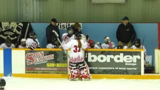 March 2017 Deer Lake U15 vs Clarenville semi final Provincial game