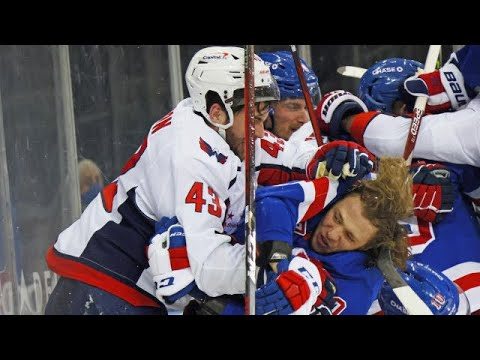 Tom Wilson Gets a Fine, Is that Enough?