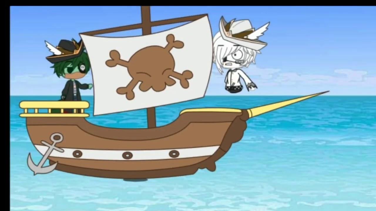 CAPTAIN! LOOK! meme // Piggy + Gacha Clud animation ...