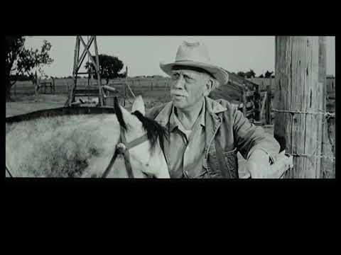 Hud - 1963, Lord I've chased them longhorns many a mile