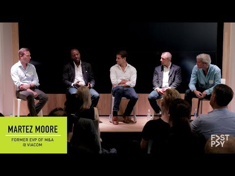 The M&A Process for Digital Media in NYC: A Roundtable Event