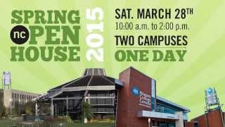 Niagara College Spring Open House Is Coming