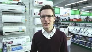 видео Купить кондиционеры LG в Алматы