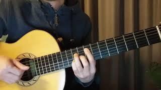 """Download lagu Stephanie Poetri - """"Do You Love Me"""" guitar tutorial"""