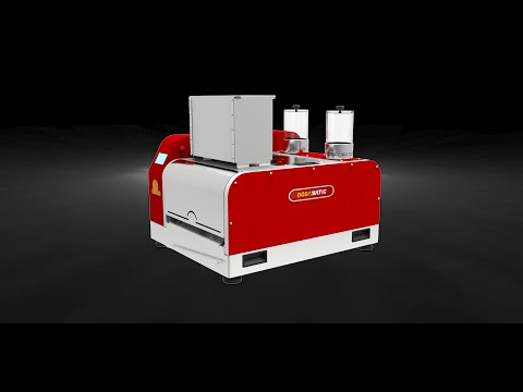 Automatic Table top dosa making machine (NEW) by Mukunda Foods