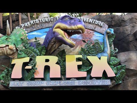 T REX, Restaurant At Disney Spring Orlando Florida