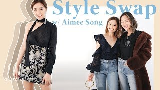 Style Swap w/ Aimee Song