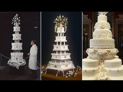 picture of royal wedding cake prince harry prince harry and meghan markle s wedding cake royal bakes 18360