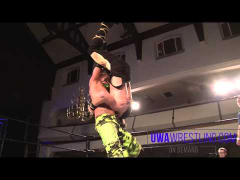 UWA: Jason Kincaid vs Facade Match Teaser 1