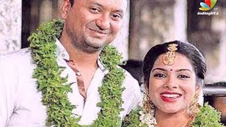 Kadhal actor Sandhya ties the knot with Chennai-based IT engineer | Marriage