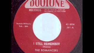 I Still Remember - Romancers