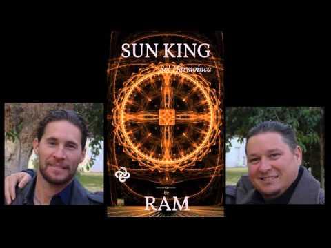Ryan McMahon Interview on New SUN KING  book