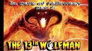 31 Days of Halloween Day 5
