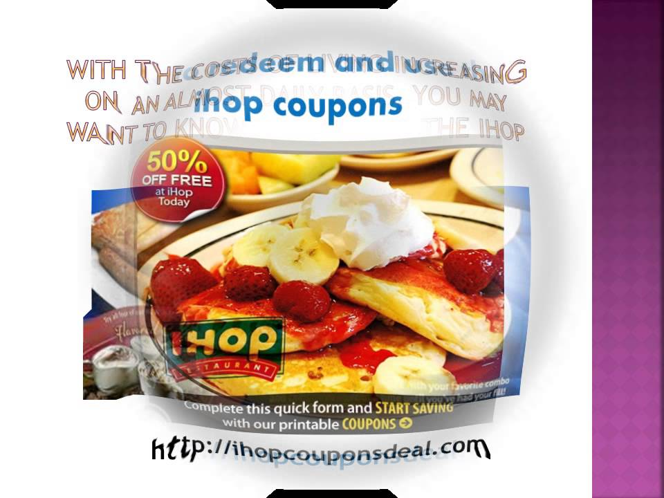 graphic regarding Ihop Printable Coupons identify IHop Coupon Cost-free IHOP coupon codes printable