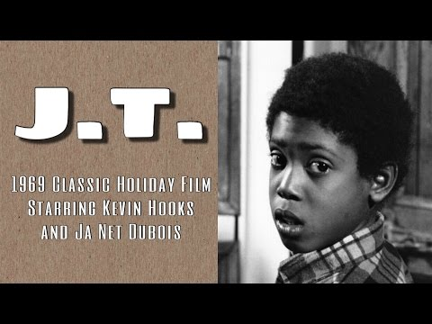 J.T. - Classic Holiday Movie w/ Kevin Hooks (1969) HD