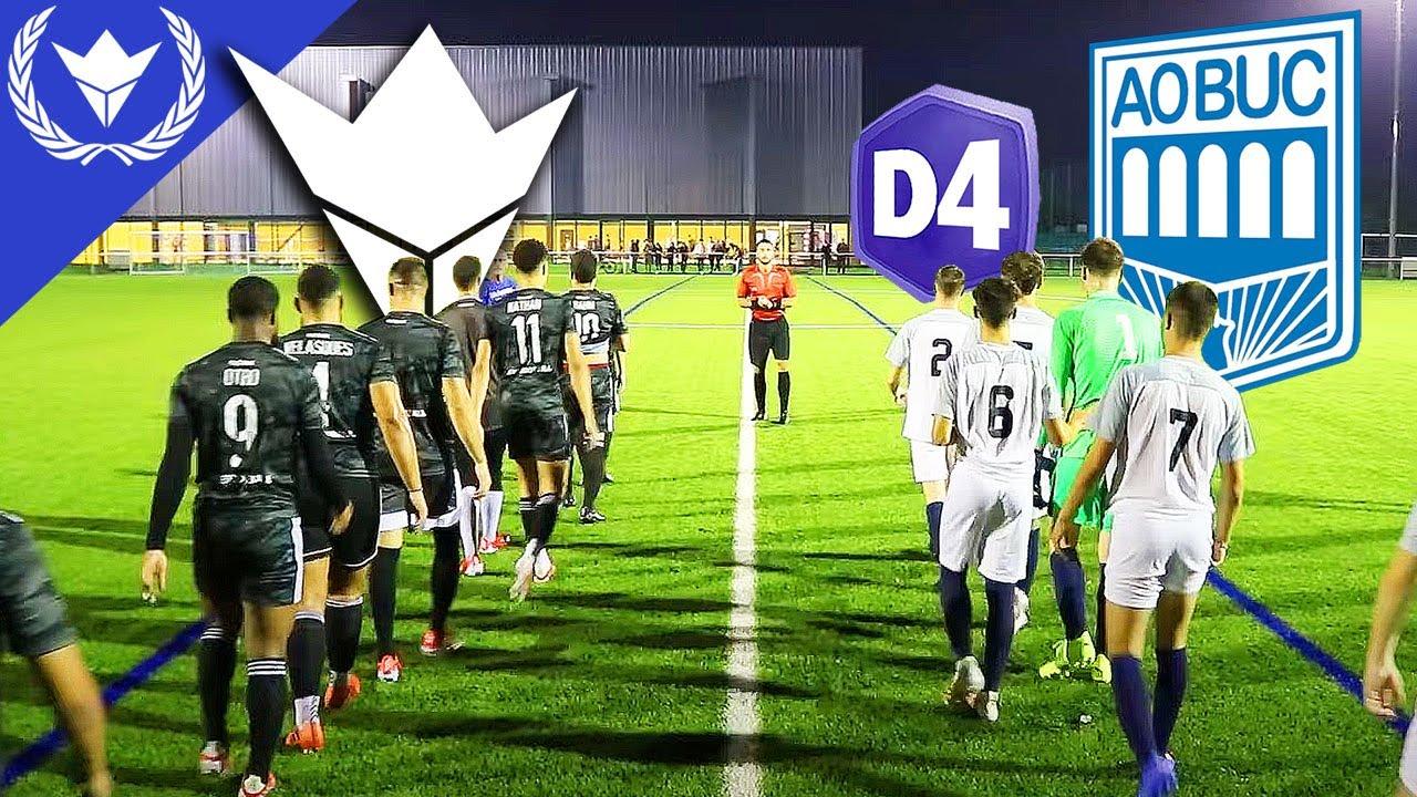 ON AFFRONTE UNE ÉQUIPE DE D4: IL FAUT GAGNER POUR LA CONFIANCE ! (VINSKY FC#22)